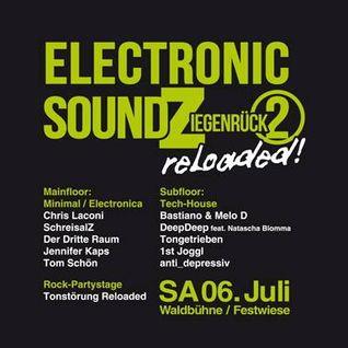 Tom Schön @ Electronic Sound Open Air Ziegenrück 06-07-2013