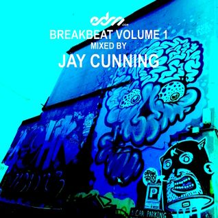 EDM.com Breakbeat Volume 1 Mixed by Jay Cunning