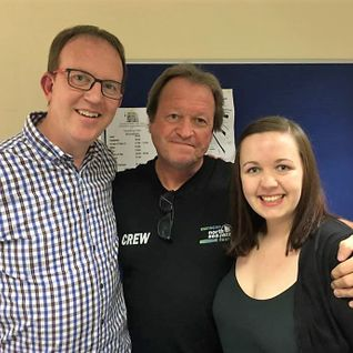 Interview with Mark King - Level 42 - Rewind Show on Radio Plus Coventry 101.5 - 17.10.16