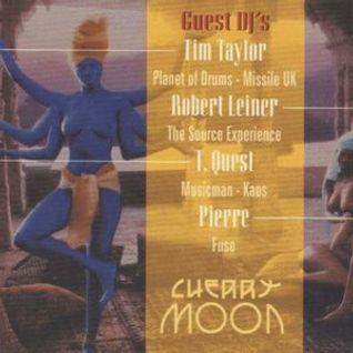 "Yves De Ruyter & Tim Taylor at KAOS ""Taj Mahal"" @ Cherry Moon (Lokeren - Belgium) - 29 March 1996"
