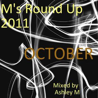 M's Round Up 2011 'OCTOBER'