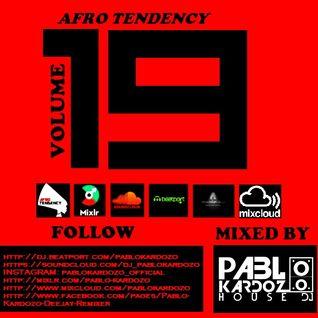 Pablo Kardozo - Afro Tendency Vol.19 (Africa the Cradle of Humanity)