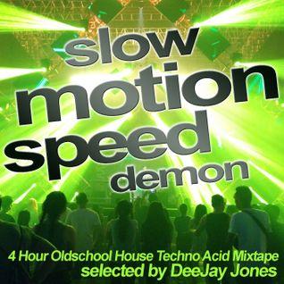 Slow Motion Speed Demon