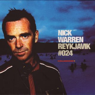 Nick Warren - Unreleased Global Underground Reykjavik Disc