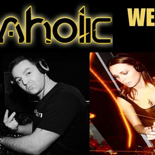 The Clubaholic Weekend Warm-up Radio Show featuring guest mix from Jasmin & Dave Beer