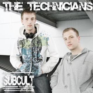 The Technicians - SUB CULT Sessions 2011 www.subculttechno.com