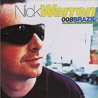 Global Underground 008 Nick Warren in Brazil CD2