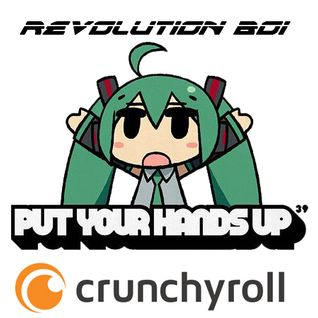 CrunchyRoll Booth @ Anime Expo 2013 [Live Stream Day 4]