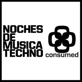 Pepe Arcade presenta: Consumed | Noches de Música Techno 033  | Club FM Mallorca 1ª Parte