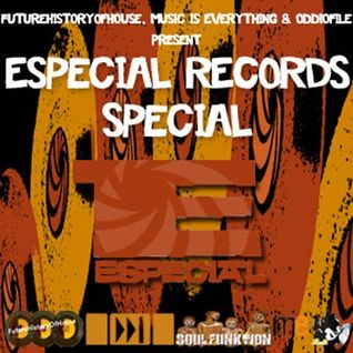 Especial Records Special - OdDio Selection