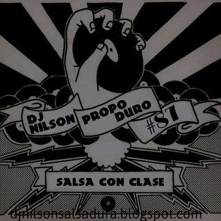 DJ NILSON PROMO DURO #87 SALSA CON CLASE