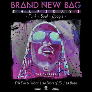 Live in the Mix - Brand New Bag @The Charles Bar - Vancouver, Canada