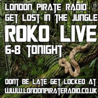 Thursday Therapy 2 ...RoKo LiVe...www.londonpirateradio.co.uk