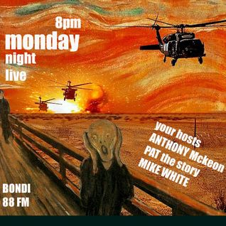20/11/10 part 1, revolutionary dysmorphic lovechild, monday night live, bondi fm
