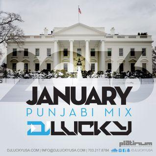 DJ Lucky - January 2016 Punjabi Bhangra Mix