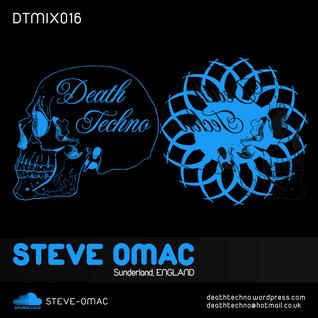 DTMIX016 - Steve Omac [Sunderland, ENGLAND]