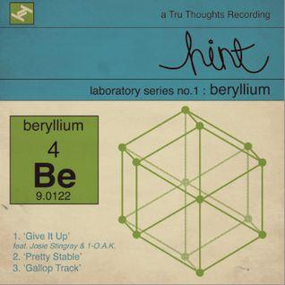 Beryllium EP Promo Podcast