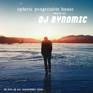 Spheric Progressive House (September 2015)