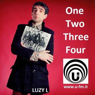 One-Two-Three-Four / Luzy L on U-FM / 11 Feb 2013