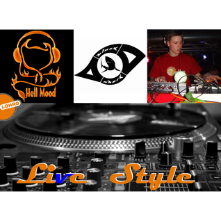 """Livestyle"" DnB Session - DJ Hell Mood & Blackshark & Rise Ab"