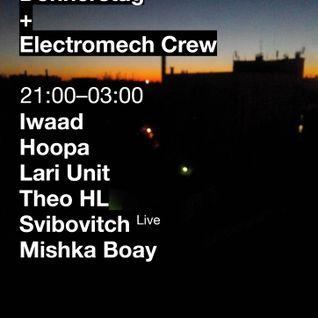 28/11/13  Electromech vs Donnerstag