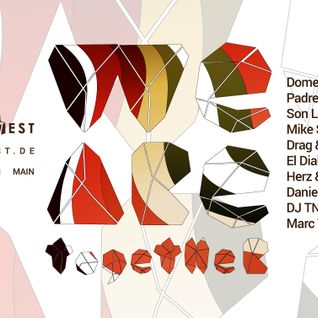 13.11.2015 Marc Tiez b2b Nicola Romeo @ we are together - recorded by rosa marsch