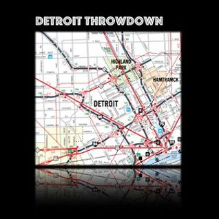 Detroit Throwdown - Volume 2
