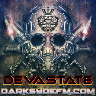 DEVASTATE Live Darksyde Radio DRUM&BASS 16th Sep 2016