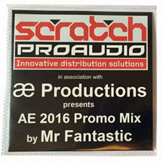 AE Productions Promo Mix by Mr Fantastic