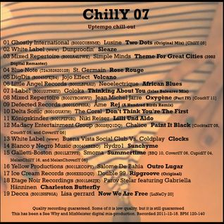 SeeWhy ChillY07
