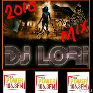 DJLORI: Power1063 HalloweenDutchHouseMix263  10-30-2015
