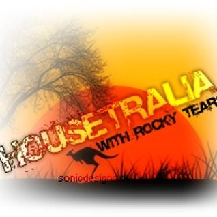 Housetralia PodCast - Rocky Tears Hard Selection I
