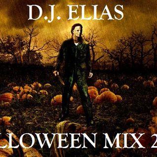 DJ ELIAS - Halloween Mix 2016