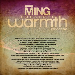 MING Presents Warmth 003