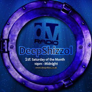 Deepshizzol + Rob Clarke LIVE on www.Deepvibes.co.uk