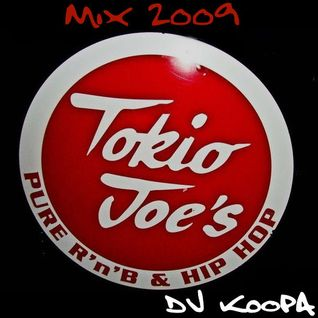 Tokio Joes Mix CD Summer '09