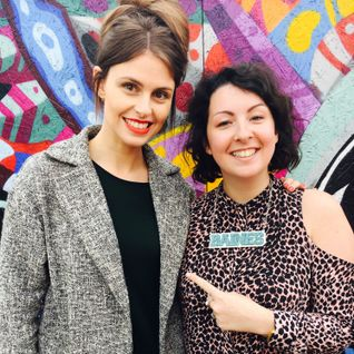 Baines Plus One with TV comedian Ellie Taylor