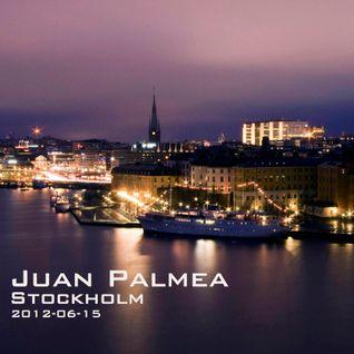 Juan Palmea in Stockholm (2012-06-15)