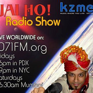 Jai Ho! Radio Show - Bhangra #3