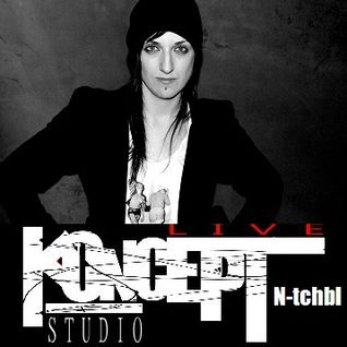 N-tchbl LIVE Set from Konceptradio Studio - 27/03/2011 - Exclusive for Beattunes.com