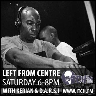 Keiran & D.A.R.S.I - Left From Centre - 22