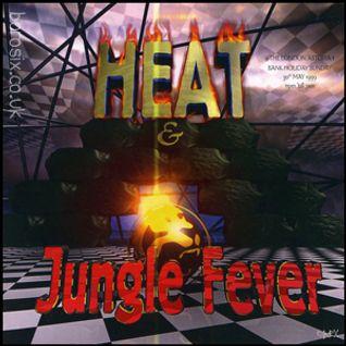 DJ Brockie w/ Det, Shabba & Skibadee - Heat meets Jungle Fever - London Astoria - 30.5.99