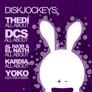 Thedi @ The Kids Need Dubstep Vol.2 11.05.12