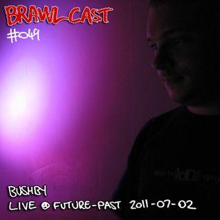 Bushby - Live @ Future-Past 2011-07-02
