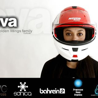 Eva@GoldenWings. April 2012. Exclusive mix to InnerVisionsRadio (www.innervisionsradio.co.uk)