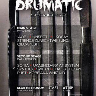 DRUMATIC Showcase 1.04.16 Dark at System