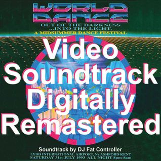 World Dance 1993 Lydd Airport Video Soundtrack digitally Remastered