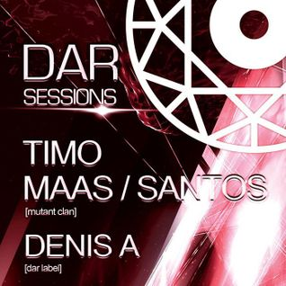 Timo Maas and Santos - Live from Dark Night, Arma Music Hall, Moscow (30-11-2012)