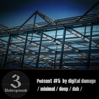 Digital Damage – 3Underground Podcast #05