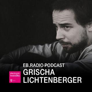 PODCAST: GRISCHA LICHTENBERGER